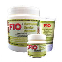 F10 Germicidal Barrier Ointment - from £7.70
